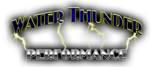 Water Thunder Performance Airboat Engines