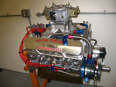 Conventional Race Motor